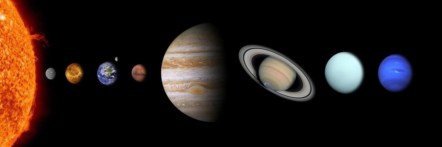 Solarno poročilo številka 1: začelo se je osvobajanje našega sončnega sistema.