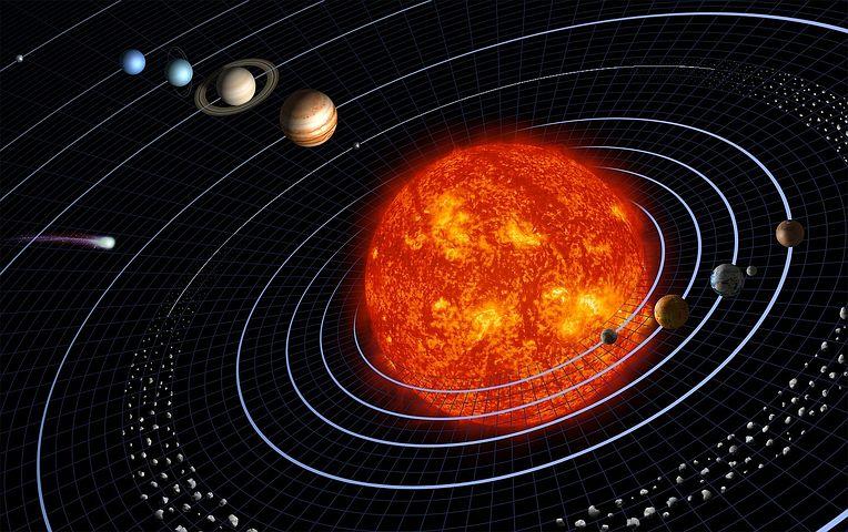 Solarno poročilo številka 2: naša galaksija in sončni sistem sta osvobojena (2/2)